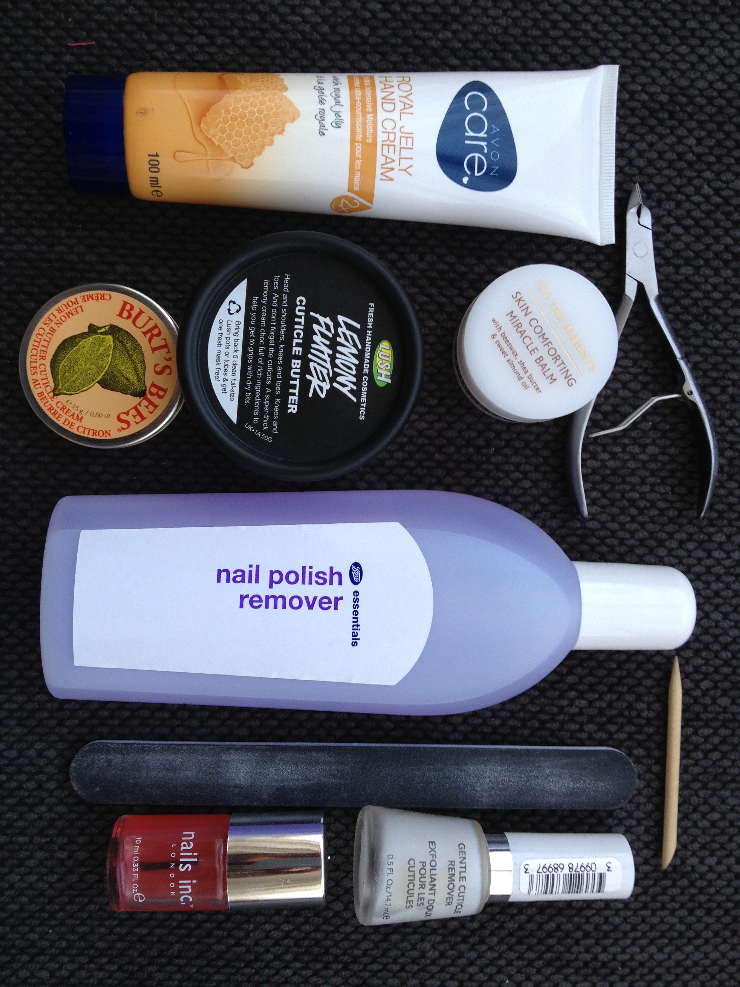 Nail Care   Blog PMTG